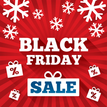 black friday promotions on website