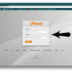 cPanel Backups 1