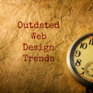 outdated web design trends