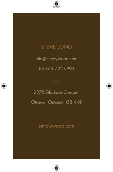 ottawa business card design branding
