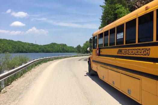 charter bus and transportation web designer