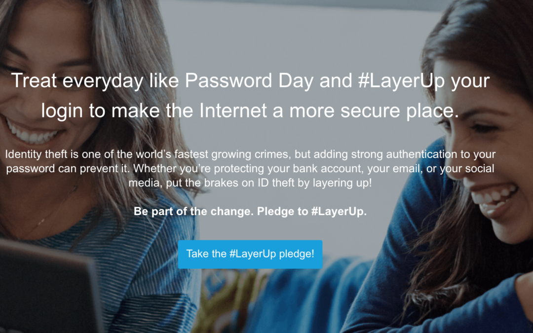 Observe World Password Day By Beefing Up Your Security