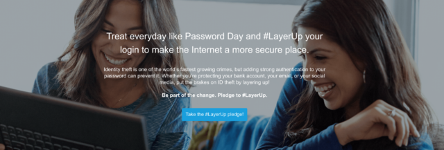 World Password Day 2018